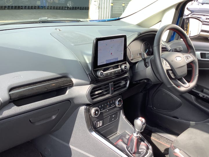 Ford EcoSport 1.0t Ecoboost Gpf St Line SUV 5dr Petrol Manual (s/s) (125 Ps) | AK69VHL | Photo 7