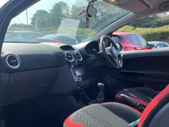 Vauxhall Corsa 1.4 I 16V SRi Hatchback 3dr Petrol Manual (a/c) (129 G/km, 99 Bhp)   BF63VUB   Photo 7