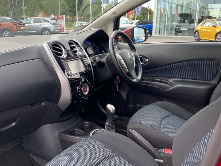 Nissan Note 1.2 Acenta Premium (style Pack) Hatchback 5dr Petrol Manual (109 G/km, 79 Bhp) | BL15OZO | Photo 7