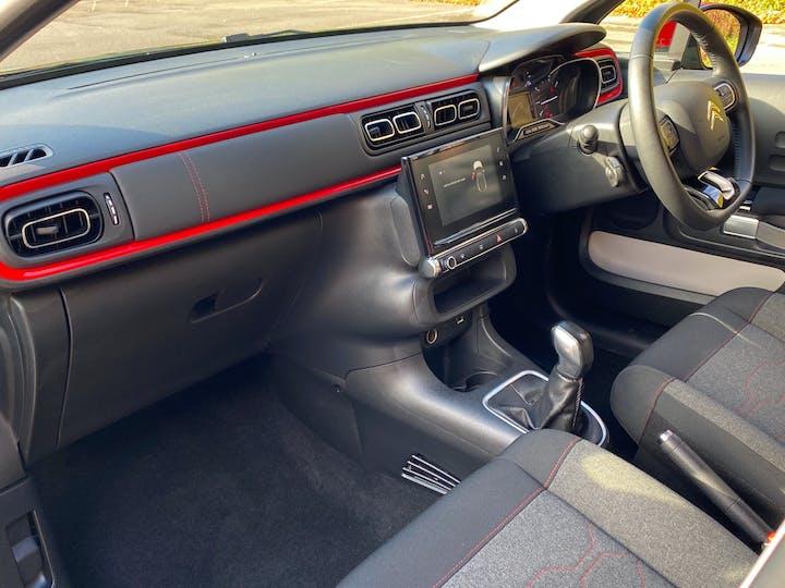 Citroen C3 1.2 Puretech Flair Nav Edition Hatchback 5dr Petrol Manual (s/s) (82 Ps) | CN19HKK | Photo 7