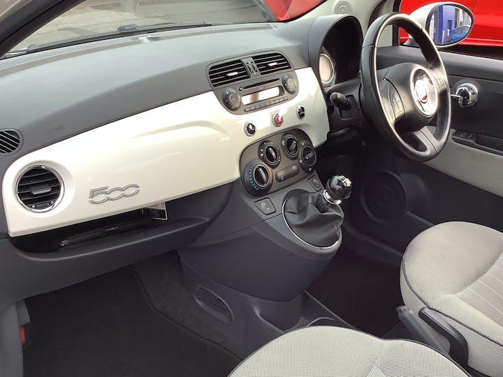 FIAT 500 1.2 Lounge Hatchback 3dr Petrol Manual (s/s) (113 G/km, 69 Bhp) | CY62EFD | Photo 7