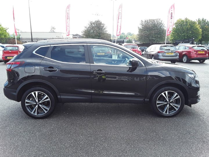 Nissan Qashqai 1.3 Dig T N Connecta SUV 5dr Petrol Dct Auto (s/s) (160 Ps) | DP69NVW | Photo 7