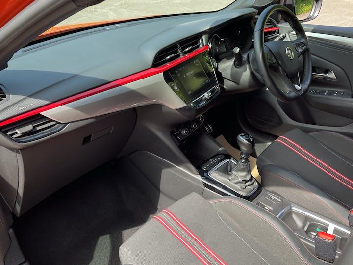 Vauxhall Corsa 1.2 Turbo SRi Premium Hatchback 5dr Petrol Manual (s/s) (100 Ps)   DT69EPP   Photo 7