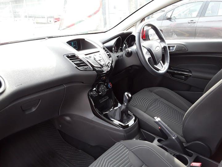 Ford Fiesta 1.25 Zetec Hatchback 3dr Petrol Manual (eu6) (122 G/km, 81 Bhp) | FJ15TWX | Photo 7