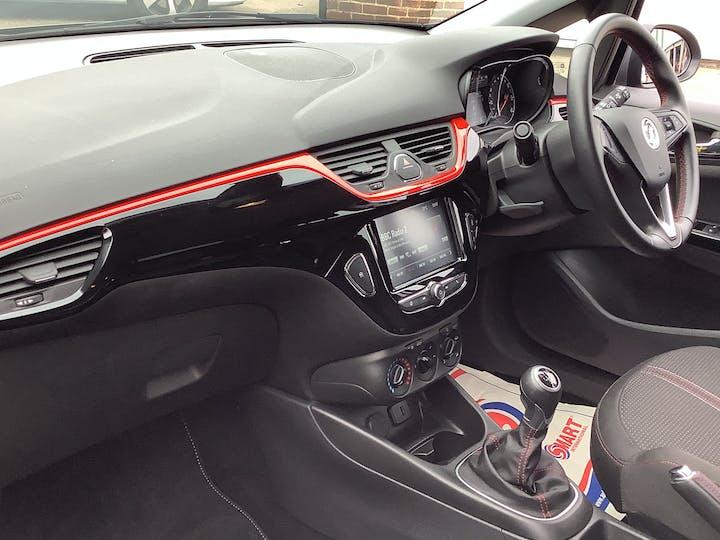 Vauxhall Corsa 1.4i Ecotec SRi Hatchback 5dr Petrol (75 Ps)   FL67NJJ   Photo 7