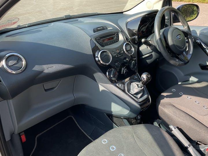 Ford Ka 1.2 Metal Hatchback 3dr Petrol Manual (115 G/km, 69 Bhp)   FM15XVN   Photo 7