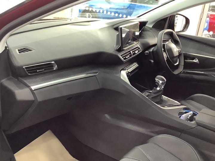 Peugeot 3008 1.5 Bluehdi Allure Premium SUV 5dr Diesel Manual (s/s) (130 Ps)   FT21YUN   Photo 7