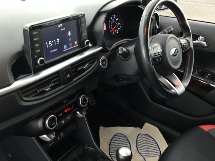 Kia Picanto 1.25 GT Line S Hatchback 5dr Petrol Manual (83 Bhp)   FX67KWC   Photo 7