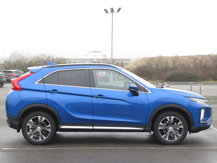 Mitsubishi Eclipse Cross 1.5t Exceed SUV 5dr Petrol Cvt 4wd (s/s) (163 Ps)   FX69TPO   Photo 7