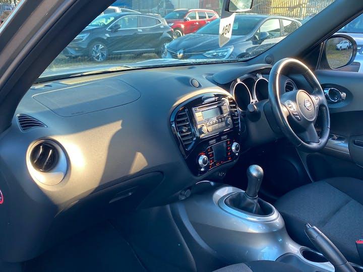 Nissan Juke 1.6 Acenta SUV 5dr Petrol Manual (139 G/km, 115 Bhp)   FY14ODK   Photo 7