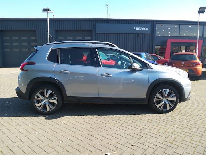 Peugeot 2008 1.2 Puretech Allure SUV 5dr Petrol Eat (s/s) (110 Ps) | FY68HVP | Photo 7