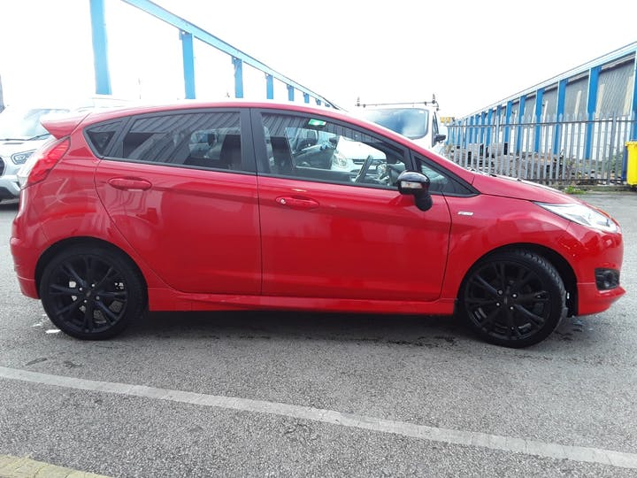 Ford Fiesta 1.0 T Ecoboost St Line Hatchback 5dr Petrol Manual (s/s) (104 G/km, 138 Bhp) | GP66EFO | Photo 7