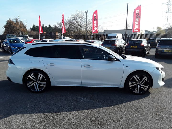Peugeot 508 SW 1.5 Bluehdi GT Line Estate 5dr Diesel Eat (s/s) (130 Ps) | KU19SEM | Photo 7