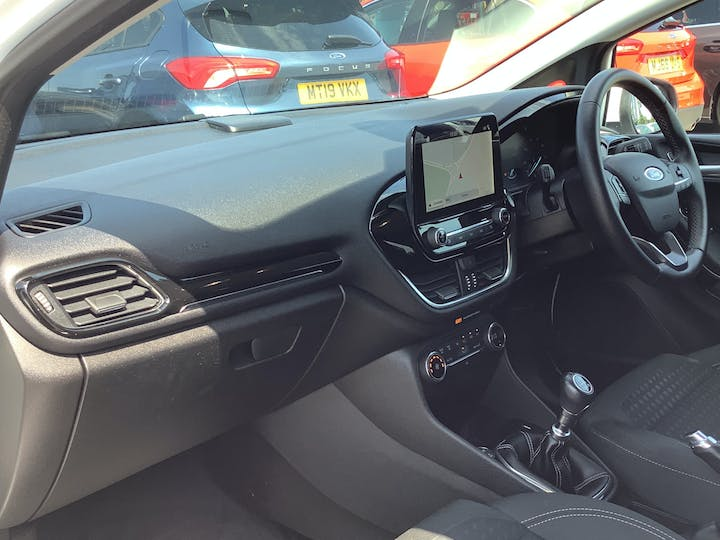 Ford Fiesta 1.0t Ecoboost Titanium Hatchback 5dr Petrol Manual (s/s) (100 Ps) | MA67HFX | Photo 7