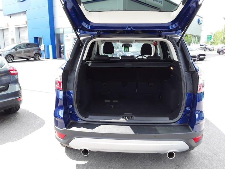 Ford Kuga 2.0 TDCi Titanium 5dr 2wd   MA67HGE   Photo 7
