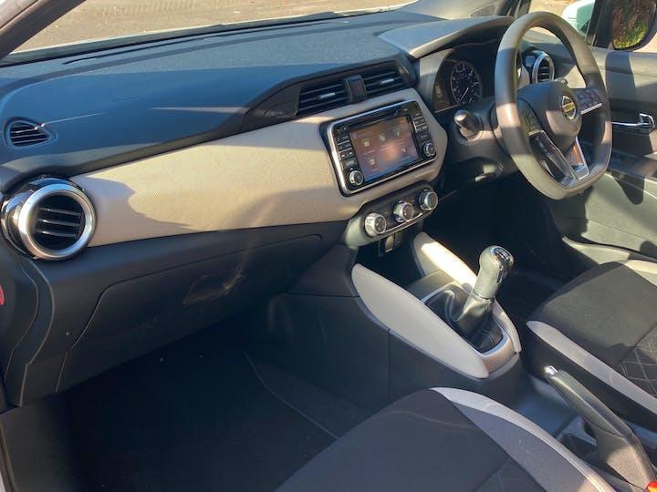 Nissan Micra 1.0 Acenta Hatchback 5dr Petrol Manual (71 Ps) | MA67OPR | Photo 7