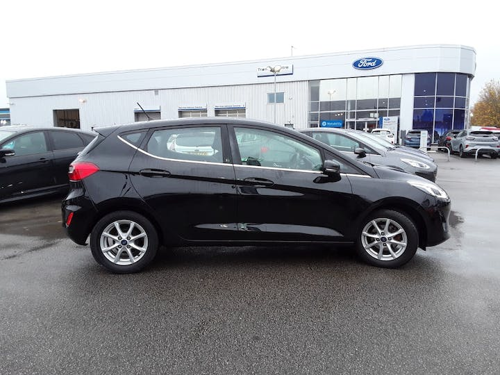 Ford Fiesta 1.1 Zetec 5dr | MD17OUG | Photo 7