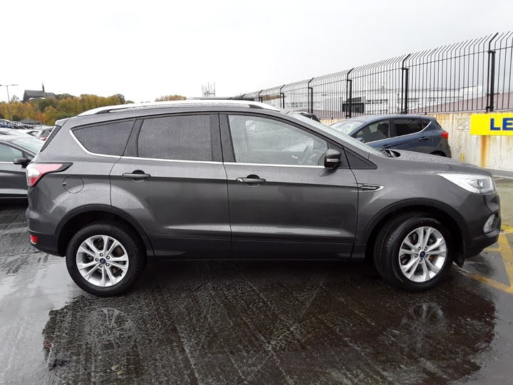 Ford Kuga 1.5 TDCi Titanium SUV 5dr Diesel Manual (s/s) (120 Ps) | MD18HRE | Photo 7