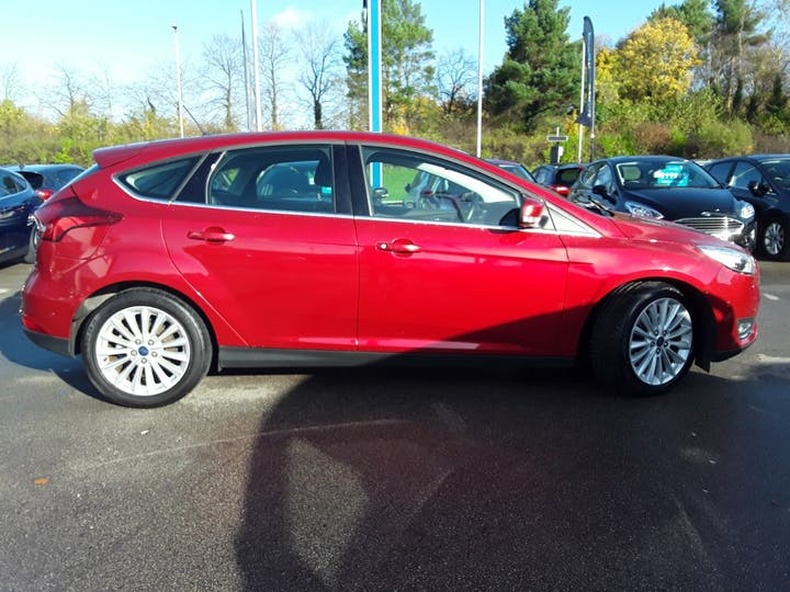 Ford Focus 2.0 TDCi Titanium X Hatchback 5dr Diesel Powershift (s/s) (150 Ps) | MD67FVG | Photo 7