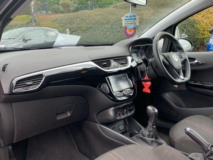Vauxhall Corsa 1.4i Turbo Black Edition Hatchback 3dr Petrol (s/s) (150 Ps) | MF67TEO | Photo 7