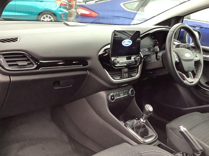 Ford Fiesta 1.0t Ecoboost Titanium Hatchback 3dr Petrol Manual (s/s) (100 Ps) | ML18XUW | Photo 7