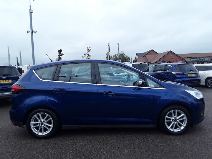 Ford C-MAX 1.5 TDCi Zetec Mpv 5dr Diesel (s/s) (120 Ps) | ML67KUW | Photo 7