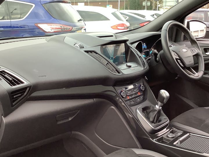 Ford Kuga 2.0 TDCi St Line X SUV 5dr Diesel Manual Awd (s/s) (180 Ps)   ML67KWG   Photo 7