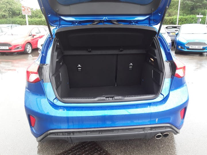 Ford Focus 1.0t Ecoboost St Line Hatchback 5dr Petrol Manual (s/s) (125 Ps)   MM69UHT   Photo 7