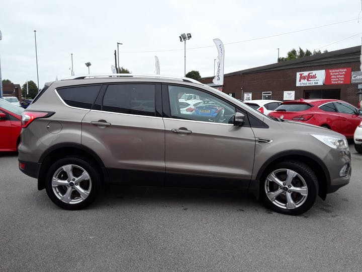 Ford Kuga 2.0 TDCi Titanium X SUV 5dr Diesel Manual (s/s) (150 Ps) | MW18WZX | Photo 7