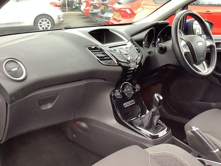 Ford Fiesta 1.0 Ecoboost Zetec S Hatchback 3dr Petrol Manual (s/s) (eu6) (99 G/km, 123 Bhp)   MW65YGX   Photo 7