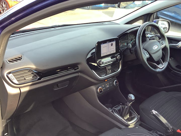 Ford Fiesta 1.1 Ti Vct Zetec Hatchback 3dr Petrol Manual (s/s) (85 Ps) | MW67VEO | Photo 7