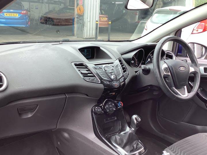 Ford Fiesta 1.5 TDCi Zetec Hatchback 3dr Diesel Manual (98 G/km, 74 Bhp) | MX15ZZG | Photo 7