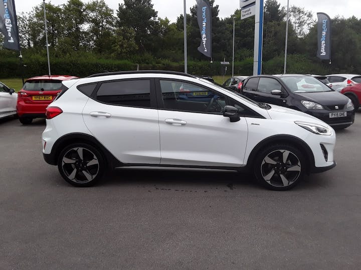 Ford Fiesta 1.0t Ecoboost Gpf Active Bandamp;o Play Hatchback 5dr Petrol Manual (s/s) (100 Ps) | MX69UFL | Photo 7
