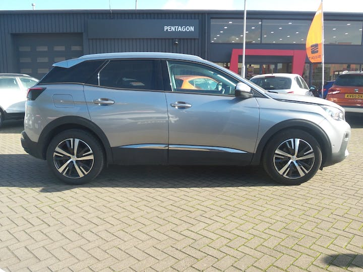 Peugeot 3008 1.6 Bluehdi 120PS Allure 5dr | NK67XHS | Photo 7