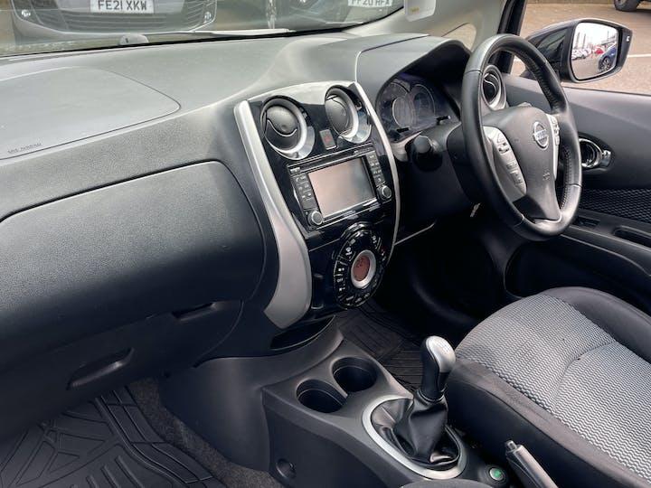 Nissan Note 1.2 Acenta Premium (style Pack) Hatchback 5dr Petrol Manual (109 G/km, 79 Bhp)   PN65GTF   Photo 7