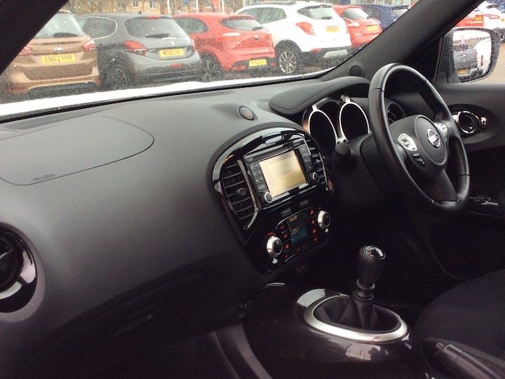 Nissan Juke 1.5 DCi N Connecta SUV 5dr Diesel (s/s) (110 Ps) | VO68KMY | Photo 7