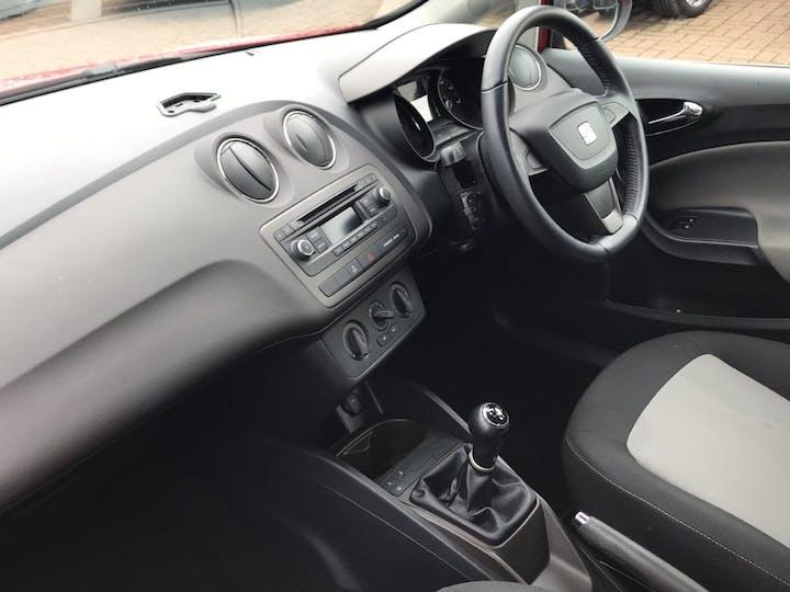 SEAT Ibiza 1.4 Toca St 5dr Petrol Manual (139 G/km, 84 Bhp)   YF63SXZ   Photo 7