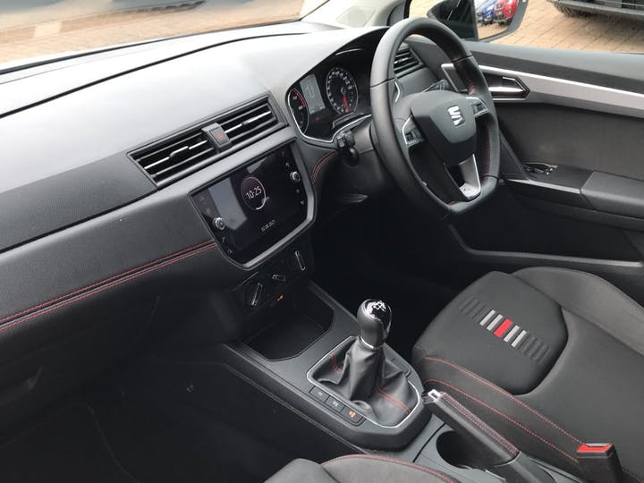 SEAT Ibiza 1.0 Tsi Fr Hatchback 5dr Petrol Manual (s/s) Gpf (95 Ps) | YG19JDS | Photo 7