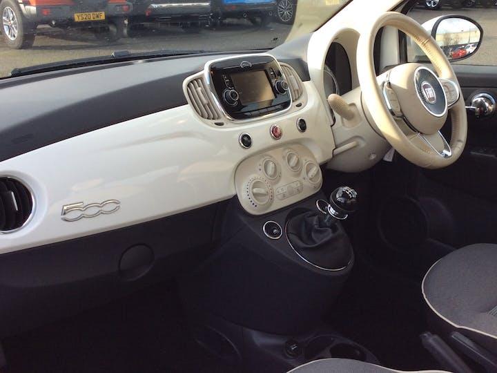 FIAT 500 1.2 8V Lounge Hatchback 3dr Petrol Manual (s/s) (69 Bhp) | YH65XVF | Photo 7