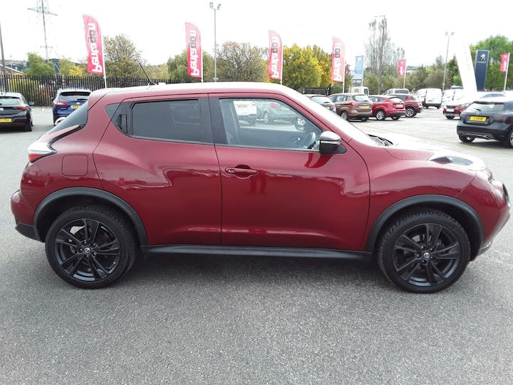 Nissan Juke 1.2 Dig T Acenta Premium SUV 5dr Petrol Manual 6spd (s/s) (115 Ps) | YS15MPV | Photo 7