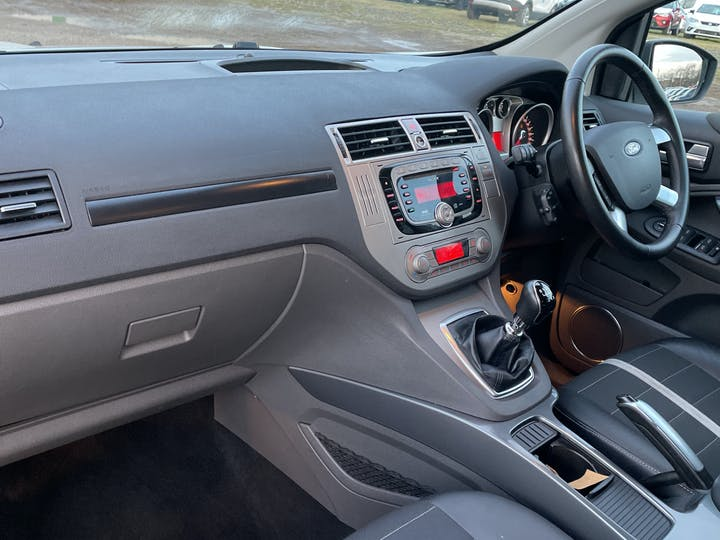 Ford Kuga 2.0 TDCi Titanium SUV 5dr Diesel Manual 4x4 (159 G/km, 160 Bhp) | YT61XEM | Photo 7