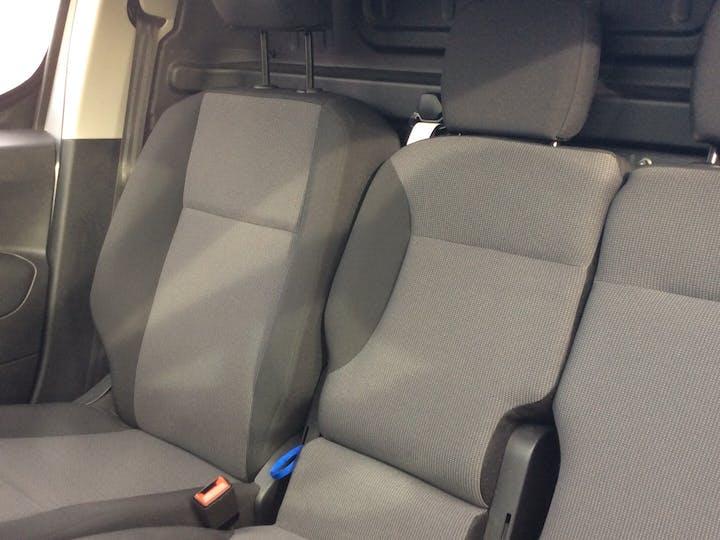 Peugeot Partner 1.6 Bluehdi 1000 Professional Standard Panel Van 5dr Diesel Manual SWB Eu6 (s/s) (100 Bhp) | CN69CXX | Photo 8