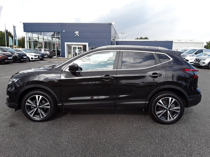 Nissan Qashqai 1.3 Dig T N Connecta SUV 5dr Petrol Dct Auto (s/s) (160 Ps) | DP69NVW | Photo 8