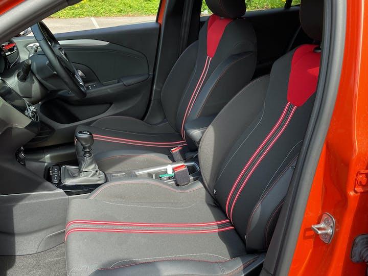 Vauxhall Corsa 1.2 Turbo SRi Premium Hatchback 5dr Petrol Manual (s/s) (100 Ps)   DT69EPP   Photo 8