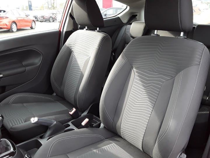 Ford Fiesta 1.25 Zetec Hatchback 3dr Petrol Manual (eu6) (122 G/km, 81 Bhp) | FJ15TWX | Photo 8