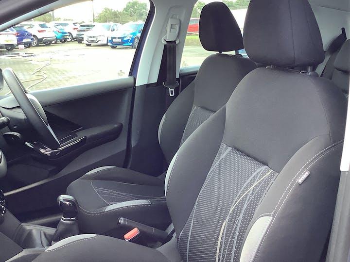 Peugeot 208 1.0 VTi Puretech Active Hatchback 5dr Petrol Manual (99 G/km, 68 Bhp)   FV64YGF   Photo 8