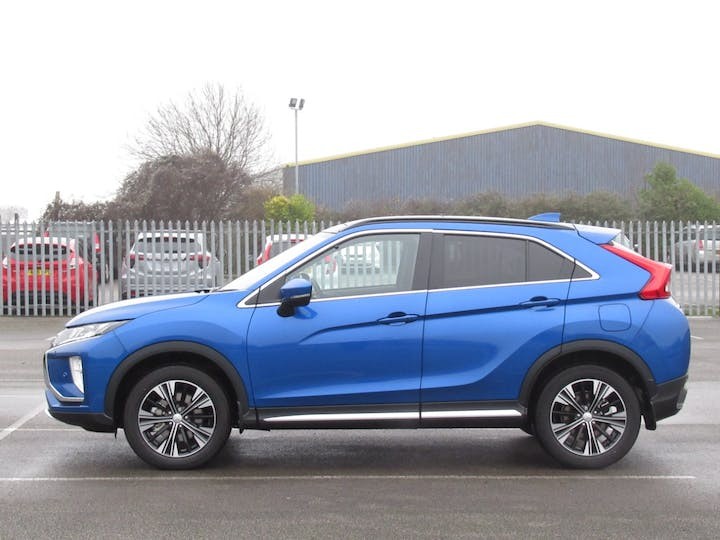 Mitsubishi Eclipse Cross 1.5t Exceed SUV 5dr Petrol Cvt 4wd (s/s) (163 Ps)   FX69TPO   Photo 8