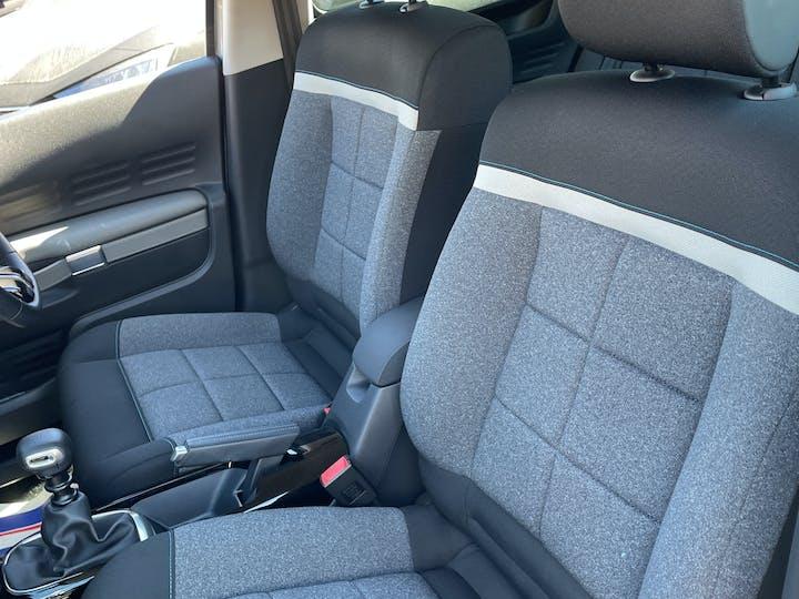 Citroen C4 Cactus 1.2 Puretech Gpf Feel Hatchback 5dr Petrol (s/s) (110 Ps) | KM69PZV | Photo 8