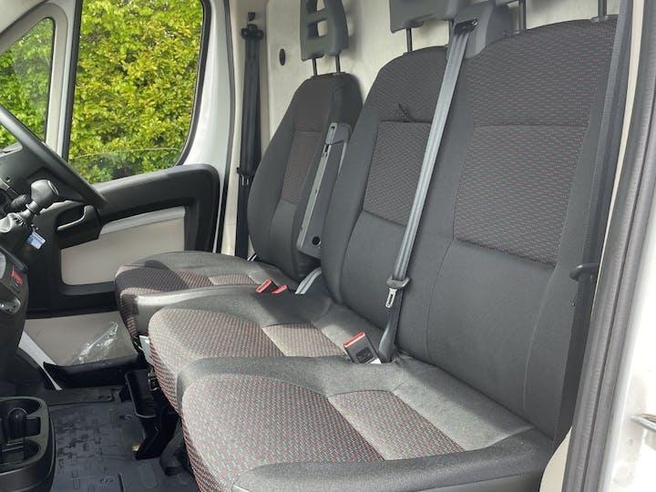 Citroen Relay 2.0 Bluehdi 35 Enterprise Panel Van 5dr Diesel Manual L3 H2 Eu6 (130 Ps) | LF19UKM | Photo 8