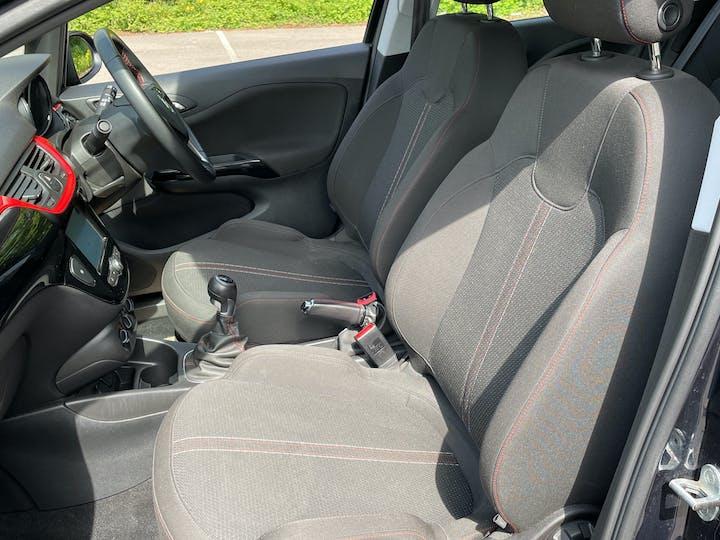 Vauxhall Corsa 1.4i Ecotec SRi Nav Hatchback 5dr Petrol (90 Ps) | LR19EPA | Photo 8